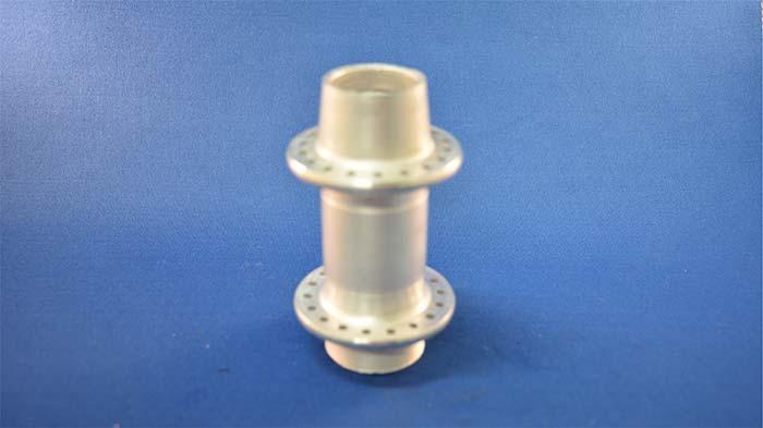 Fosfatização de aluminio